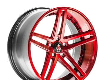 Axe Ex20 20X8.5 Et38 114.3 Candy Red