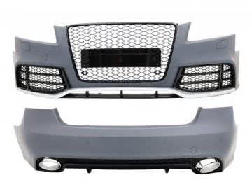 Capa De Para-choques traseiro para 2007-2010 Jeep Patriot preparado