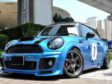 Bodykit Mini Cooper R56