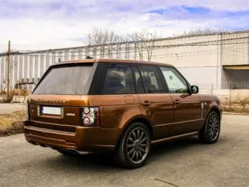 Bodykit Range Rover Vogue (L322) (2002-2012)