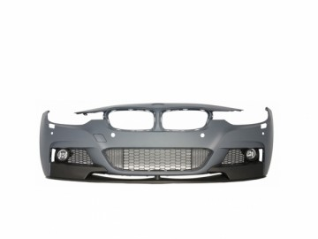 Complete Body Kit suitable for BMW 3 Series F30 (2011-2019) with LED Taillights Dynamic Sequential Turning Light M-Performance Design