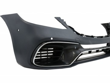 Complete Body Kit suitable for MERCEDES S-Class W222 Facelift (2013-06.2017) S63 Design