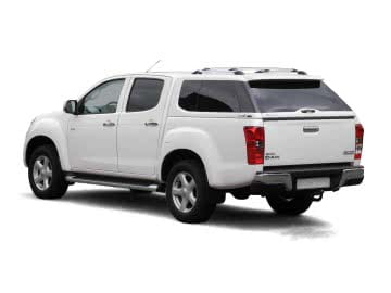 Hard Top Alpha Isuzu D-Max 12 Type E