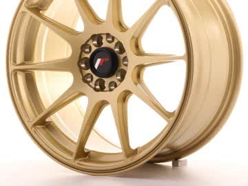 Japan Racing Jr11 17X8,25 Et35 5X100/108 Gold