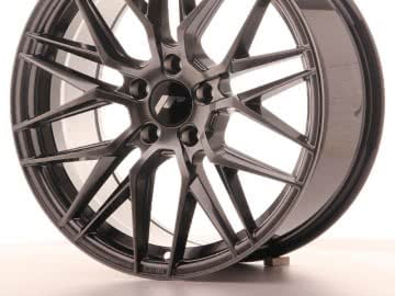 Japan Racing Jr28 18X8,5 Et40 5X114,3 Glossy Black