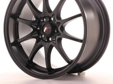 Japan Racing Jr5 17X8,5 Et35 4X100/114,3 Mattblack