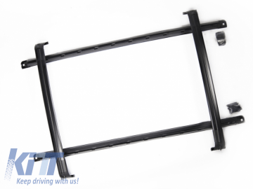 Roof Racks, Roof Rails, Cross Bars System suitable for Land ROVER Range ROVER Vogue III (2002-2013)