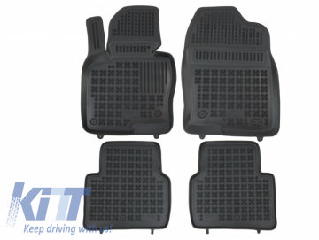 Rubber Car Floor Mats suitable for MAZDA CX5 (2017+)
