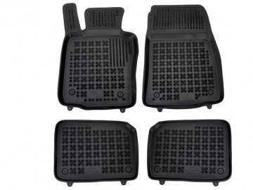 Rubber Floor Mat Black suitable for MINI Countryman I R60 (2010-2017)