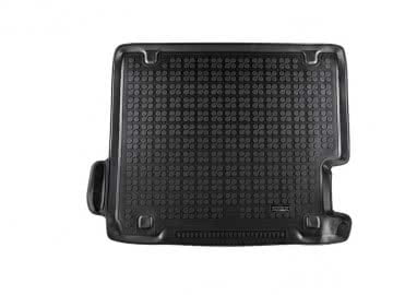 Trunk Mat Rubber Black suitable for BMW X3 (F25) 2010+