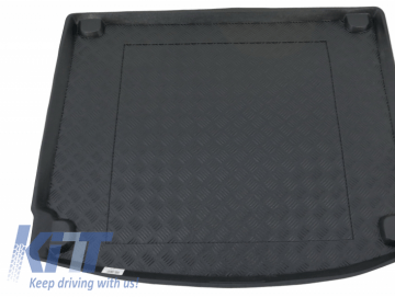 Trunk Mat without Non Slip/ suitable for PORSCHE CAYENNE II (Typ 92A) (2010-2017)