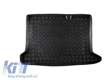 Trunk Mat without NonSlip/ suitable for RENAULT Dacia Sandero 2012-