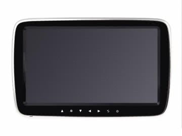 Universal 10 Inch Car Headrest DVD Player HDMI LCD Screen Backsuitable for SEAT Monitor